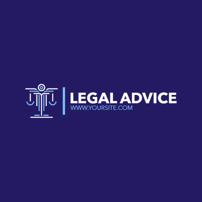 Justice Logo Maker for Legal Advice