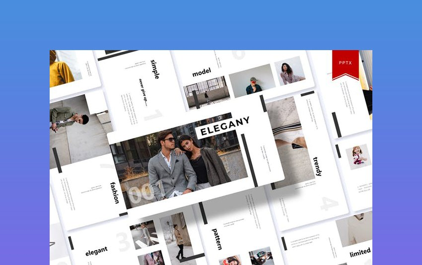 Elegancy - PowerPoint Template