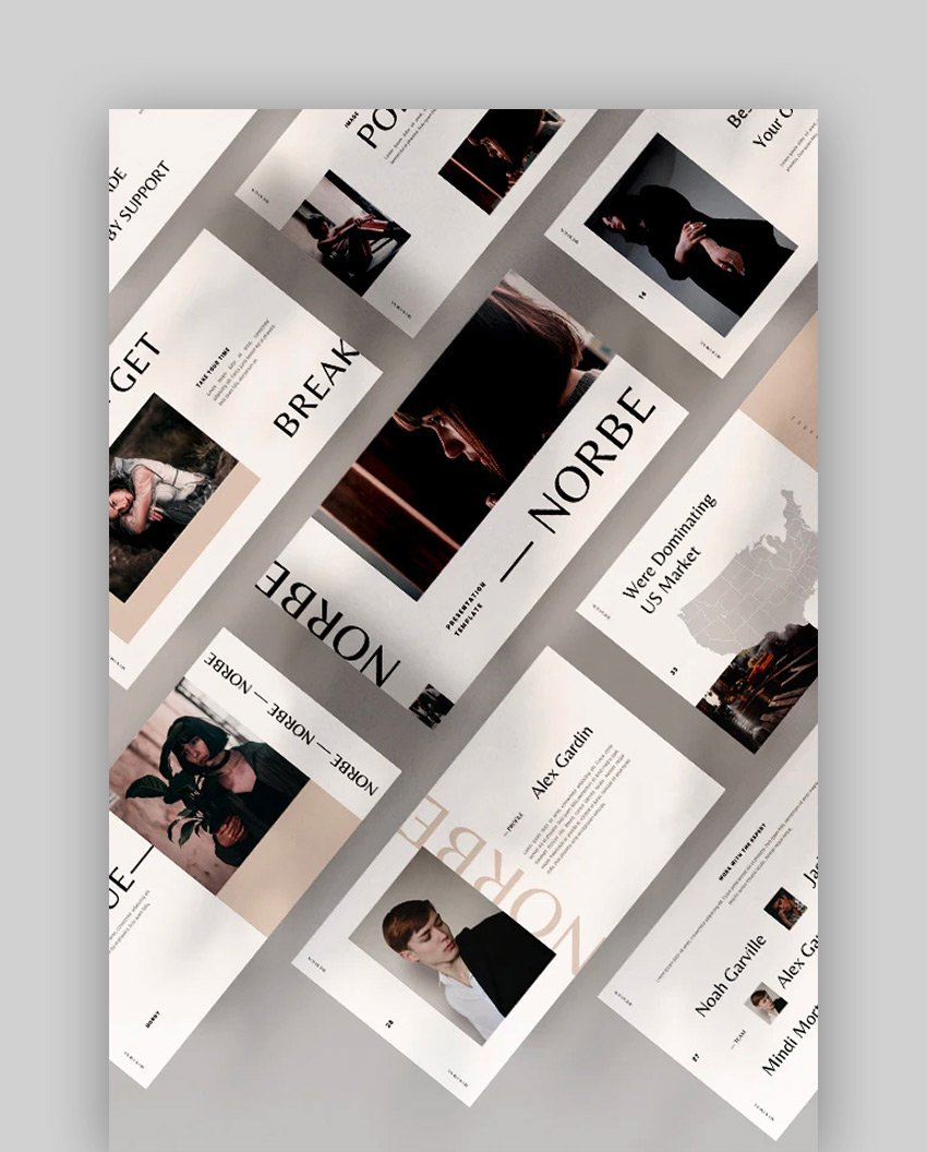 Norbe PowerPoint Template