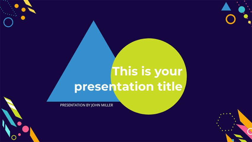 Royce - Abstract Free PowerPoint Template