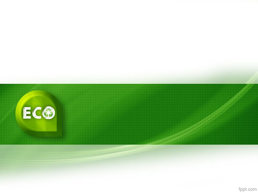Green PowerPoint Template Free