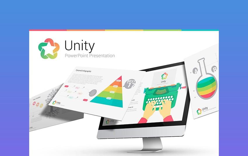 Unity - Multipurpose Template