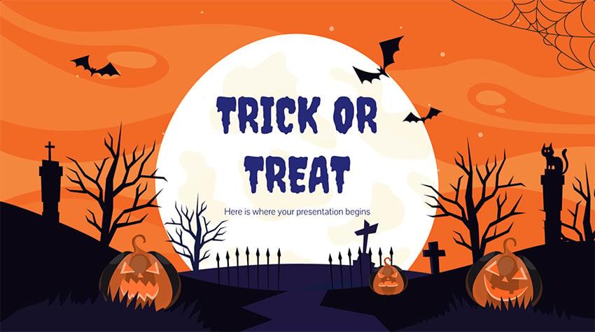 Cute - Free Halloween Slideshow Download