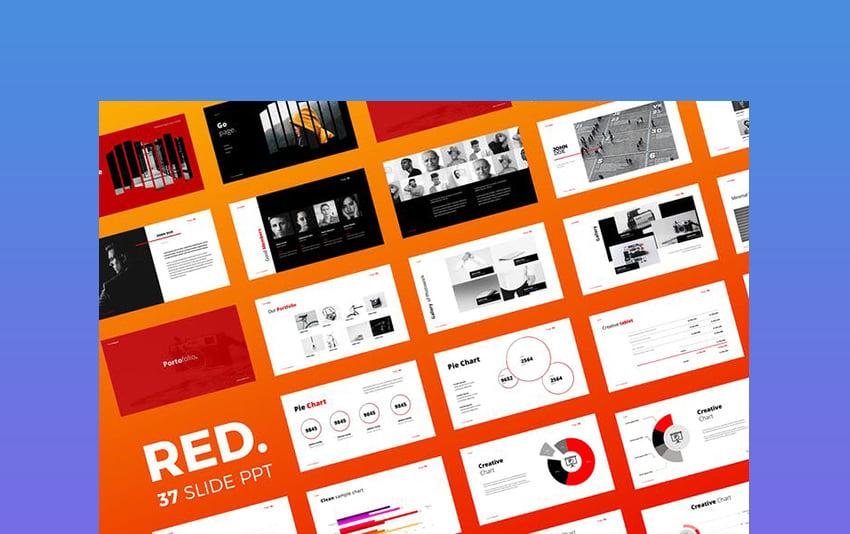 Consulting Brand Presentation