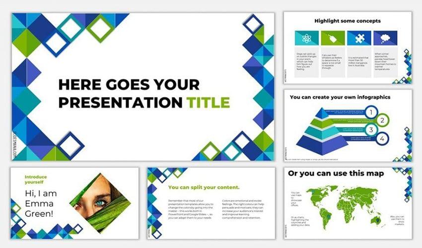 Chapman Free Infographics Design Template
