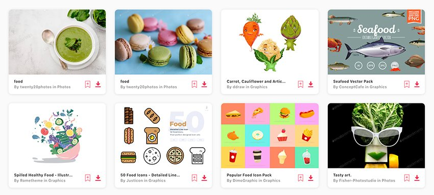 Get your hands on useful icons, creative illustrations, & strong photos, all from Envato Elements