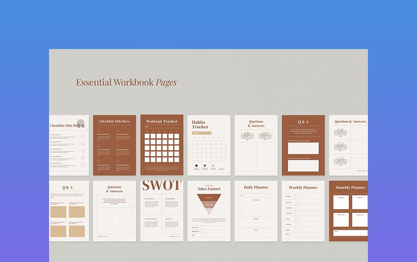 Kaliurang - Workbook With SWOT Analysis