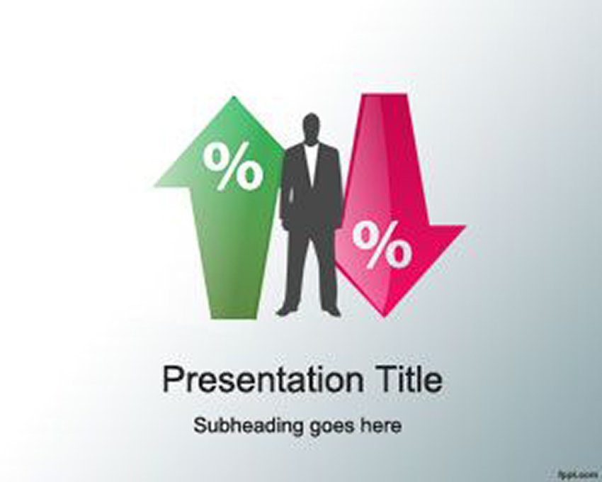 Free Sales Performance PowerPoint Template