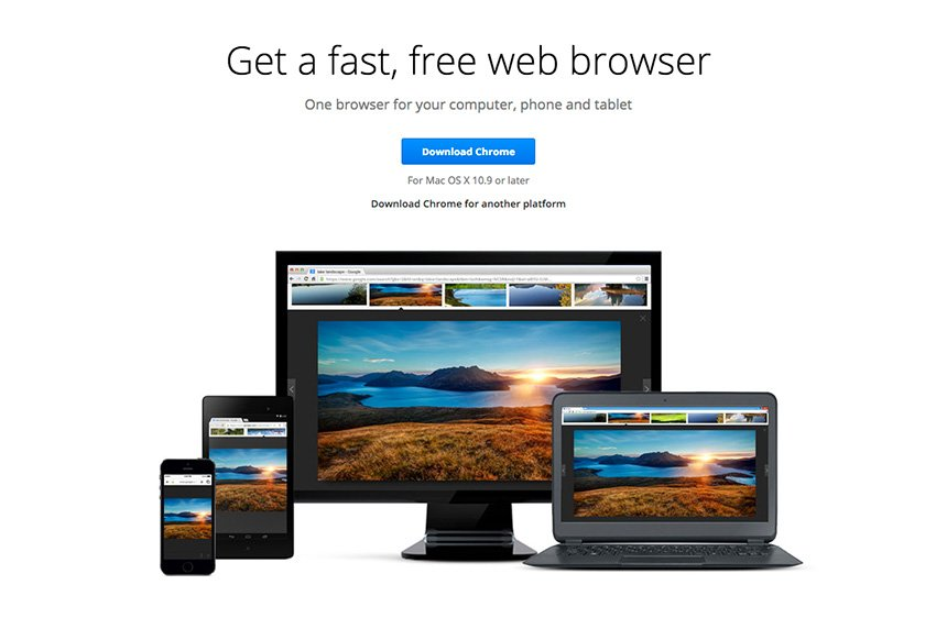 Download the Chrome Browser for free Well use it for this Offline Google Docs workflow