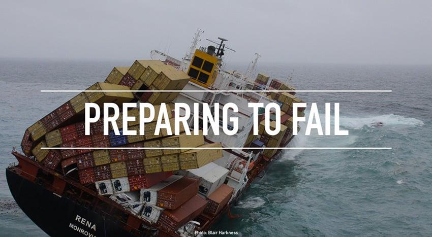 Preparing to Fail Photo