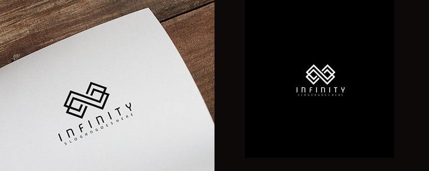 Minimalist Luxury Logo Design Template