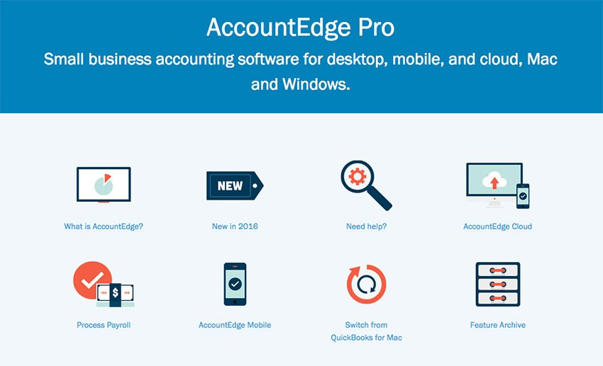 AccountEdge Pro Small Business Accounting Cloud Software