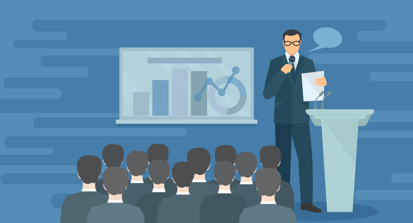 How to give a good presentation anxiety free and crush it