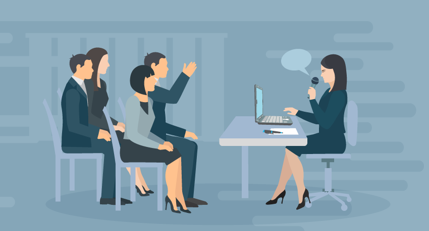 Practice your presentation with friends or colleagues