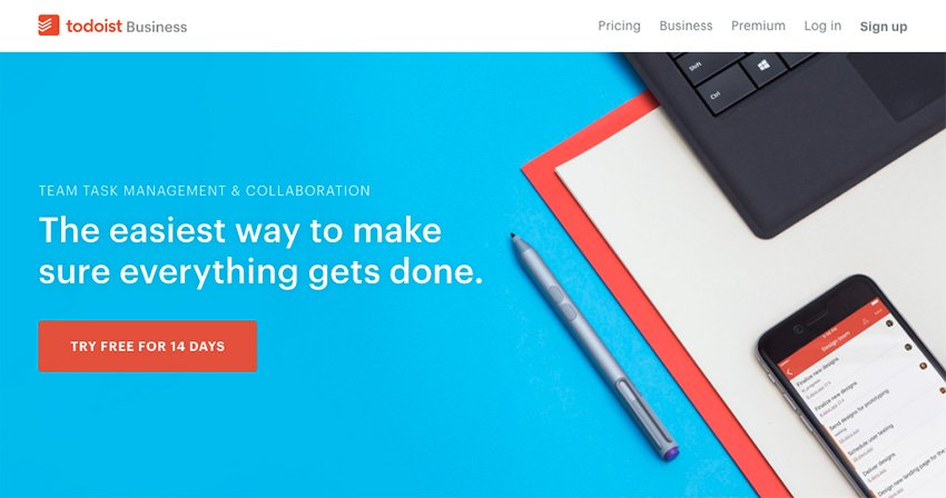 Todoist Taks Productivity and Project Management