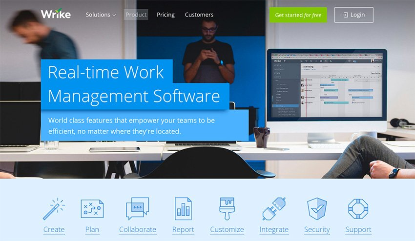 Wrike - Intuitive Project Management Software Online