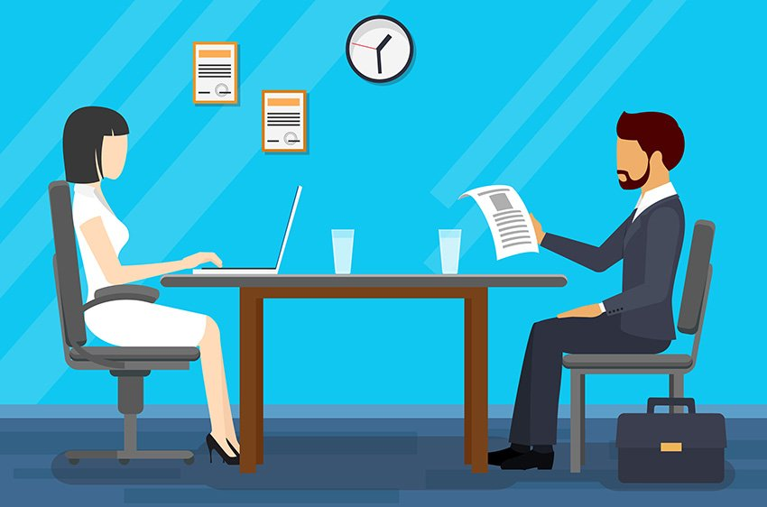 How will you answer the most common job interview questions graphic