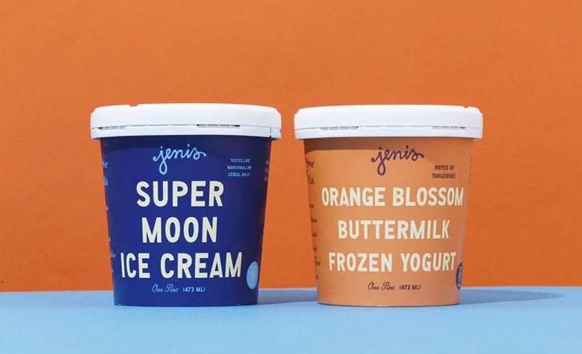 Jenis Ice Cream is an online product impulse buy
