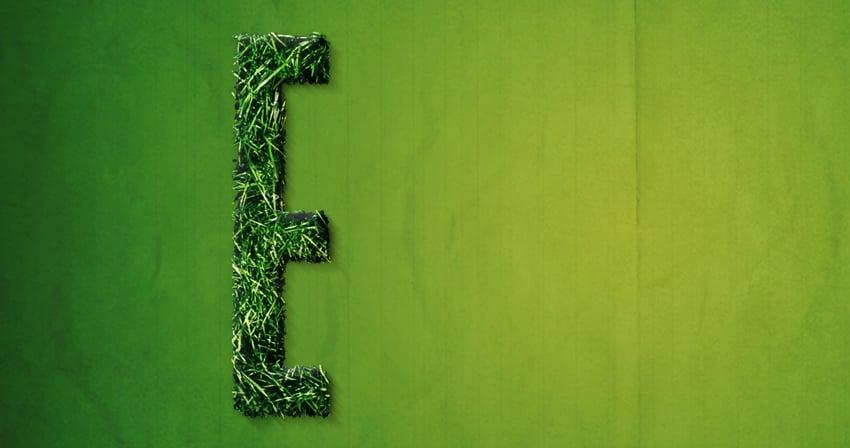 Finished E letter
