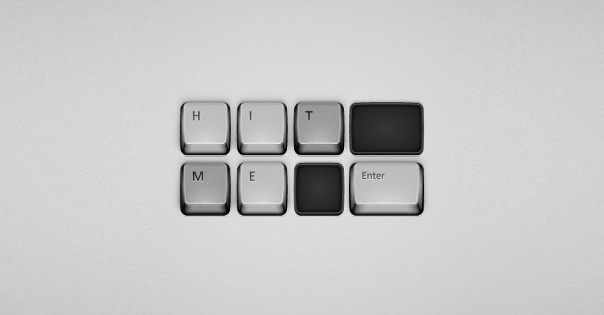 How to Create a Detailed Keyboard Button Illustration in Adobe Illustrator