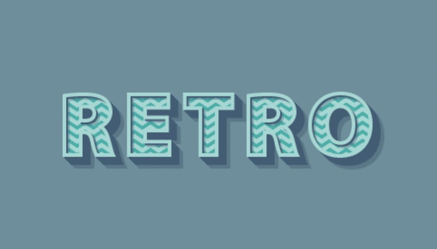 Quick Tip Create a 3D Retro Text Effect With The Appearance Panel