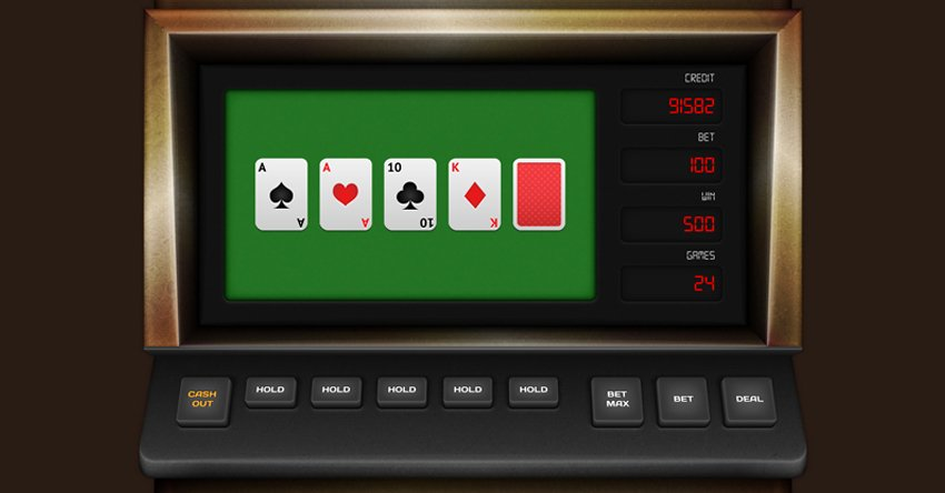 Create a Video Poker Game Interface in Adobe Illustrator - Part One