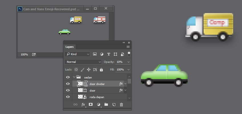 Reduce lines opacity to 10 percent