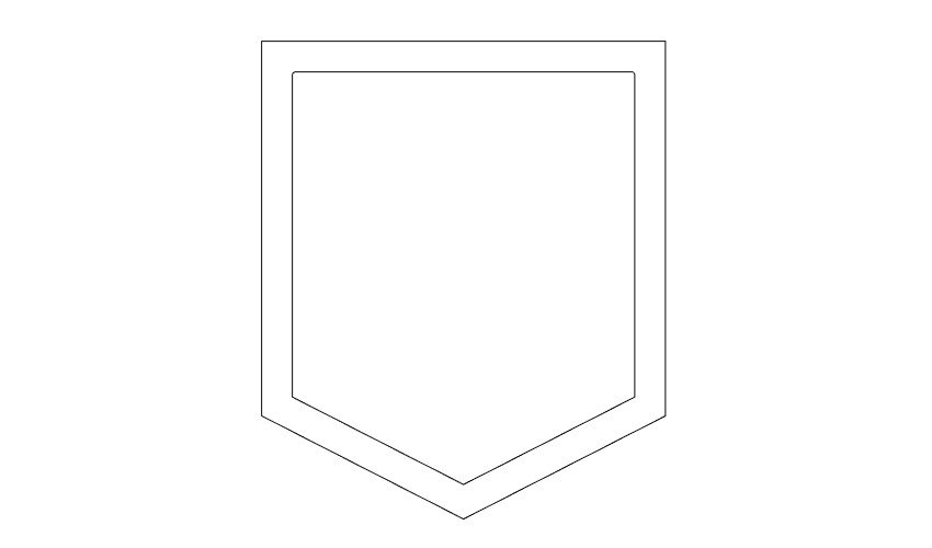 Add corner radius result
