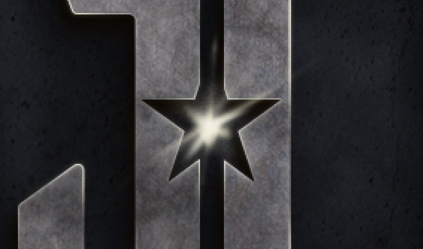 Fill the star background with light