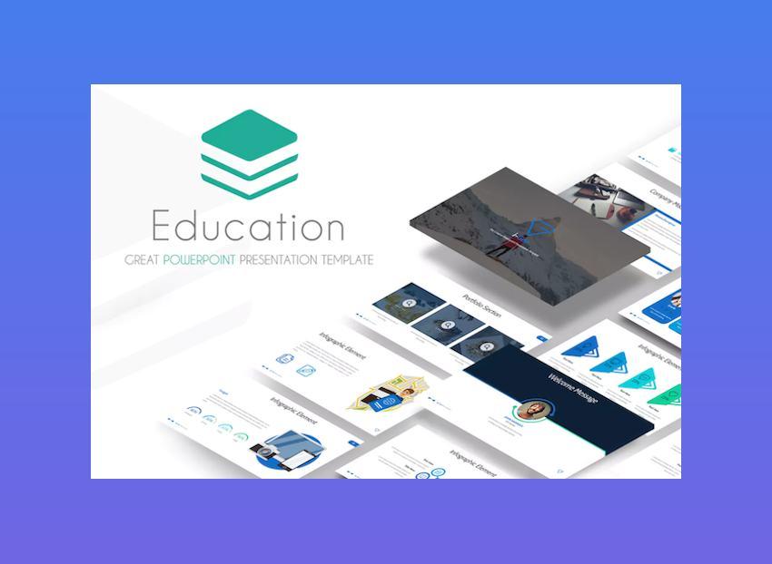 Education Google Slides Template