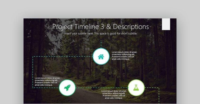 Startup - Clean Pitch Deck Google Slide Template
