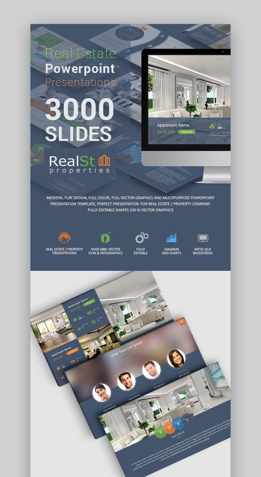 RealSt Property Powerpoint Presentations