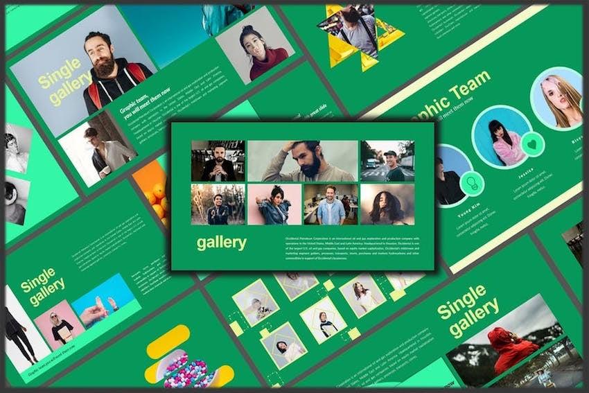 Brandit Google Slides Presentation Theme