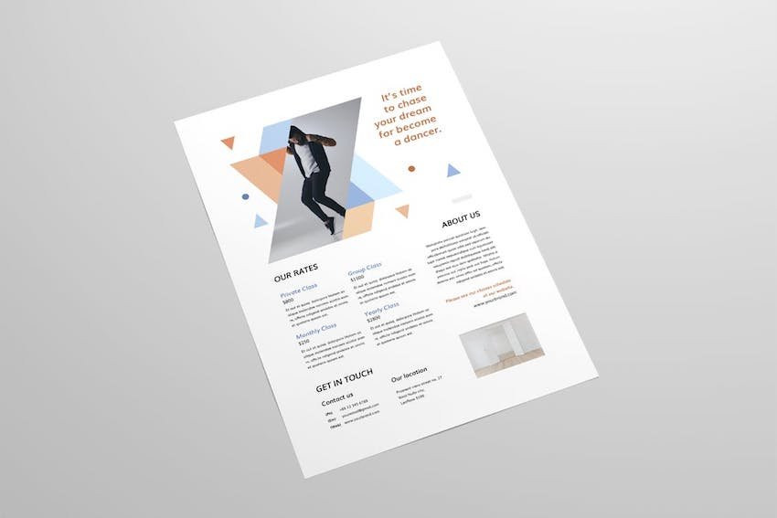 Flyer Template - Word