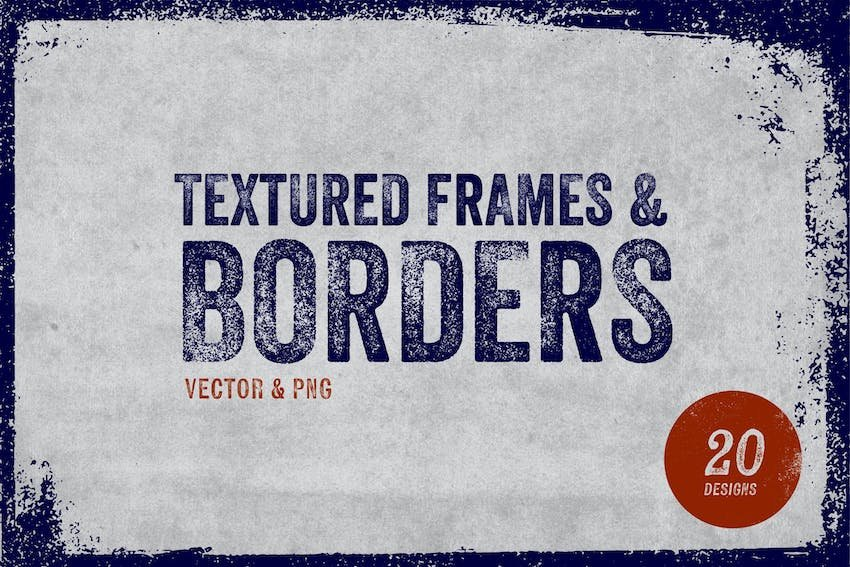 Border Templates from Envato Elements