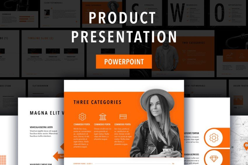 sprint template powerpoint