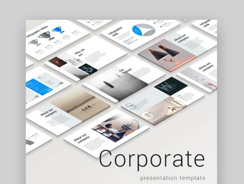 best corporate presentation