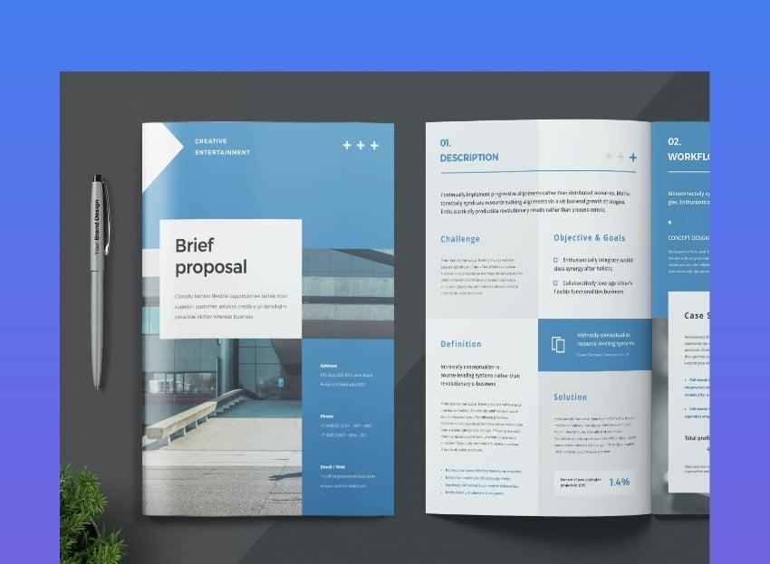 project proposal template google docs