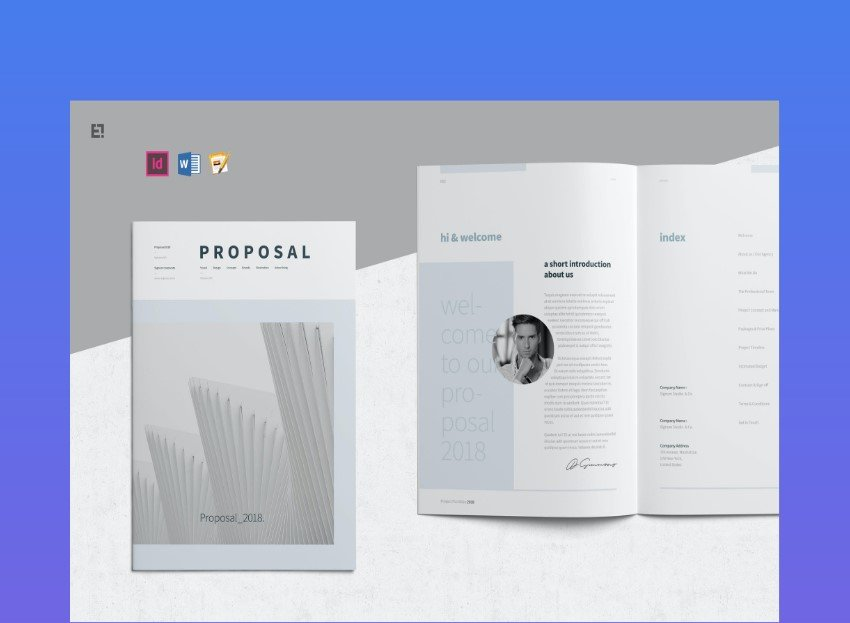 google docs business proposal template