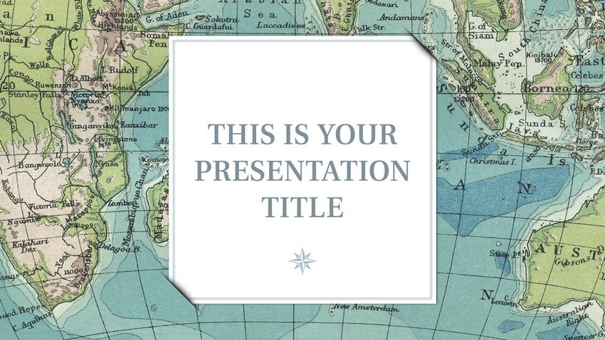 presentation about traveling in powerpoint