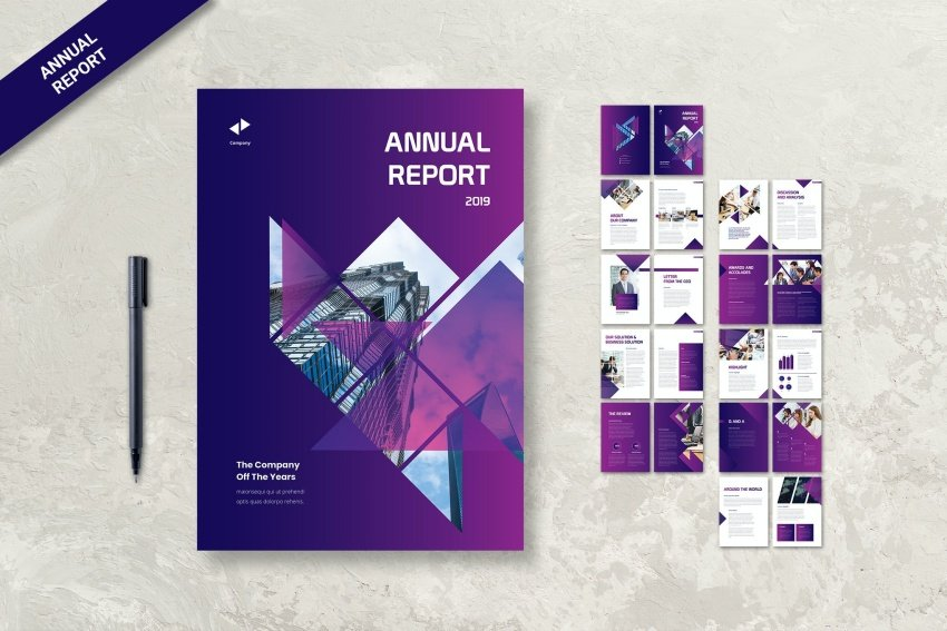 what is an annual report and what is its purpose
