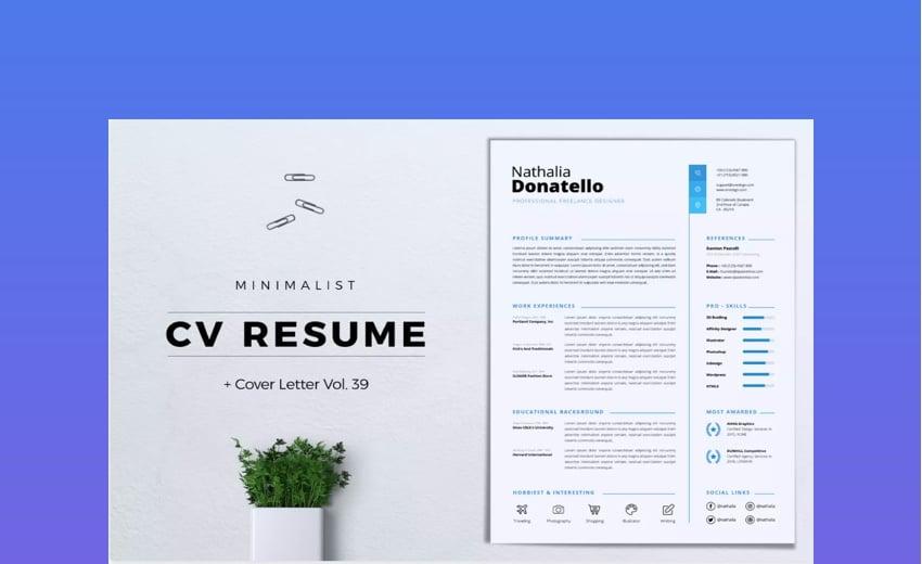 Teacher CV Resume Sample