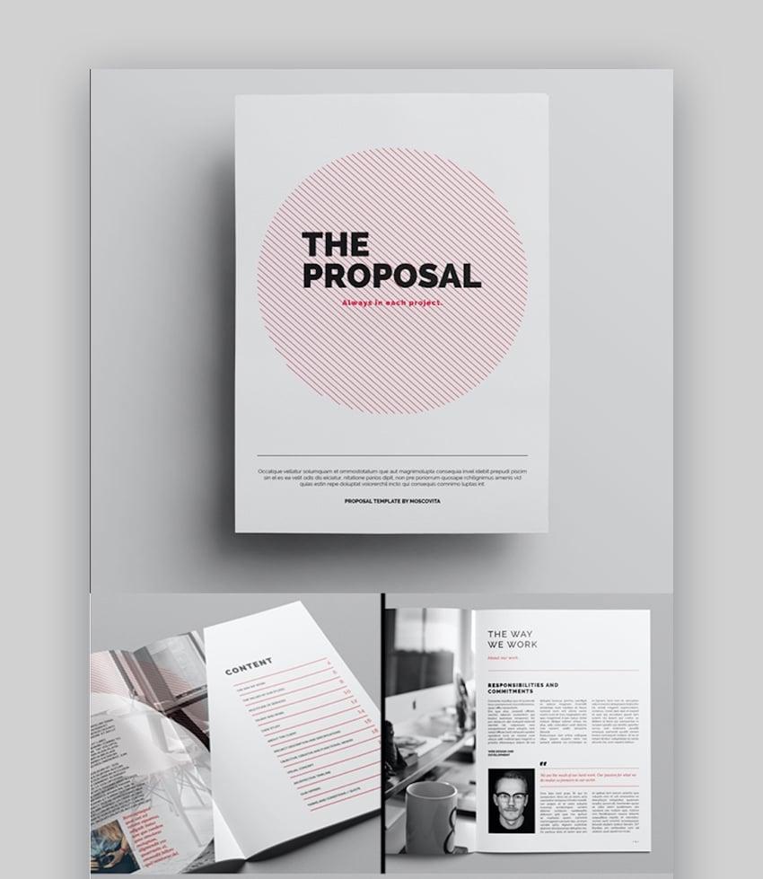 Proposal - plantilla para propuesta de tecnologia