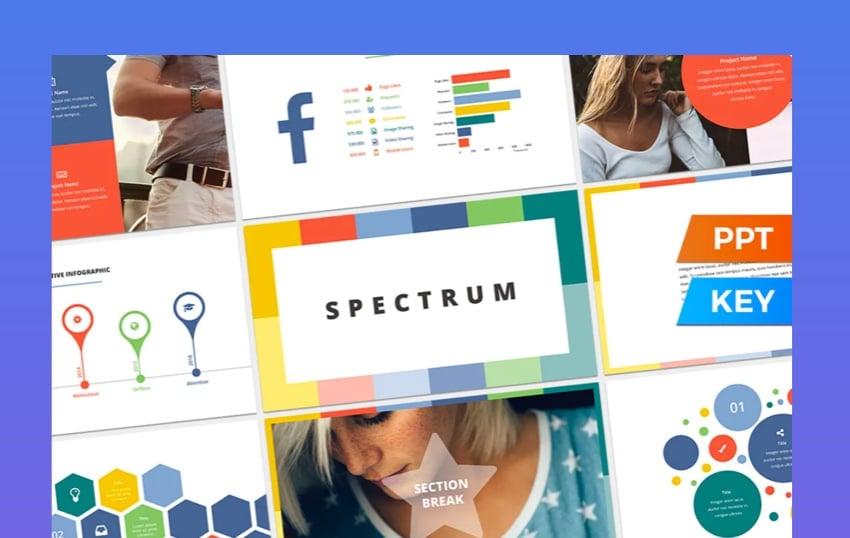 Spectrum Presentation Template