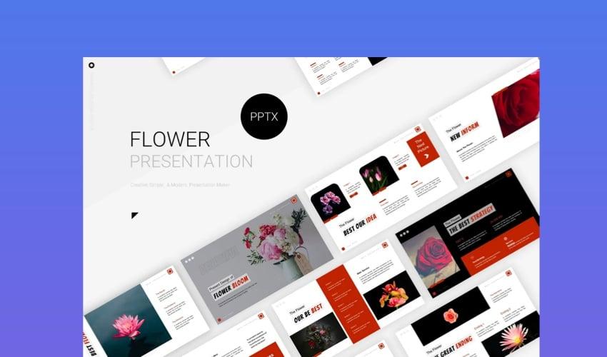 ppt on flowers- Flower Bloom