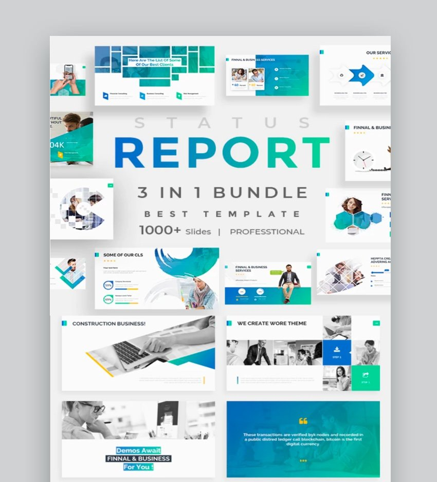 Status Report Bundle