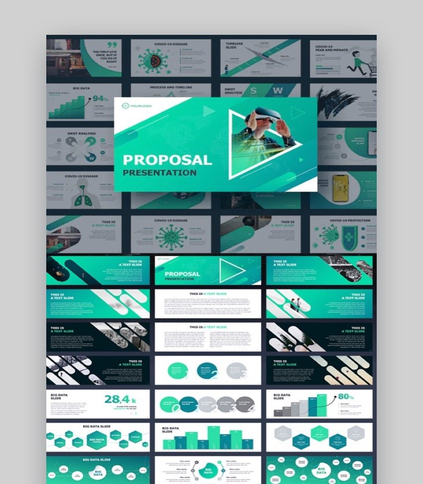 Proposal PowerPoint Animated