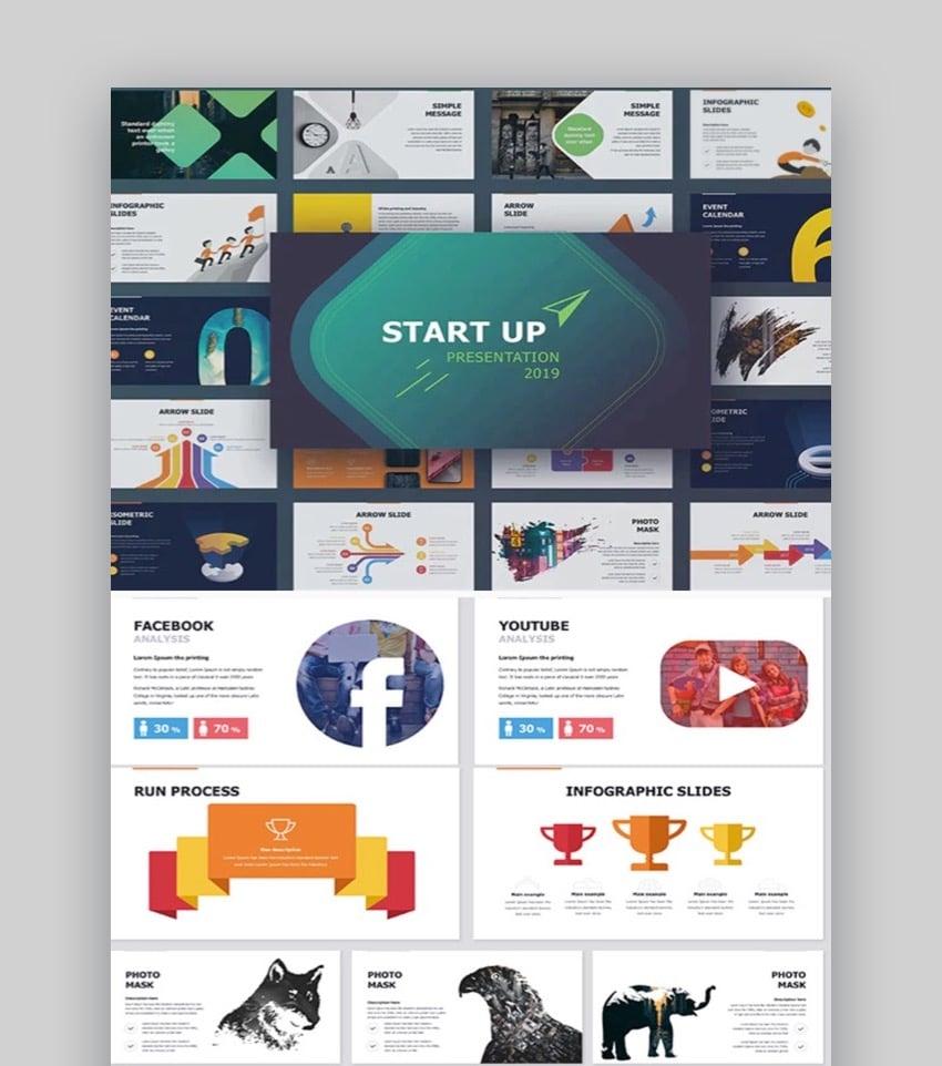 Startup PowerPoint