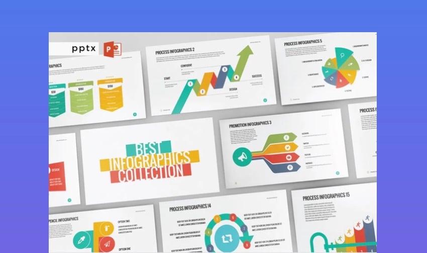 Infographic Multipurpose PowerPoint