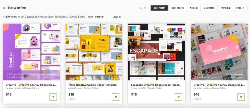 GraphicRiver Search Image